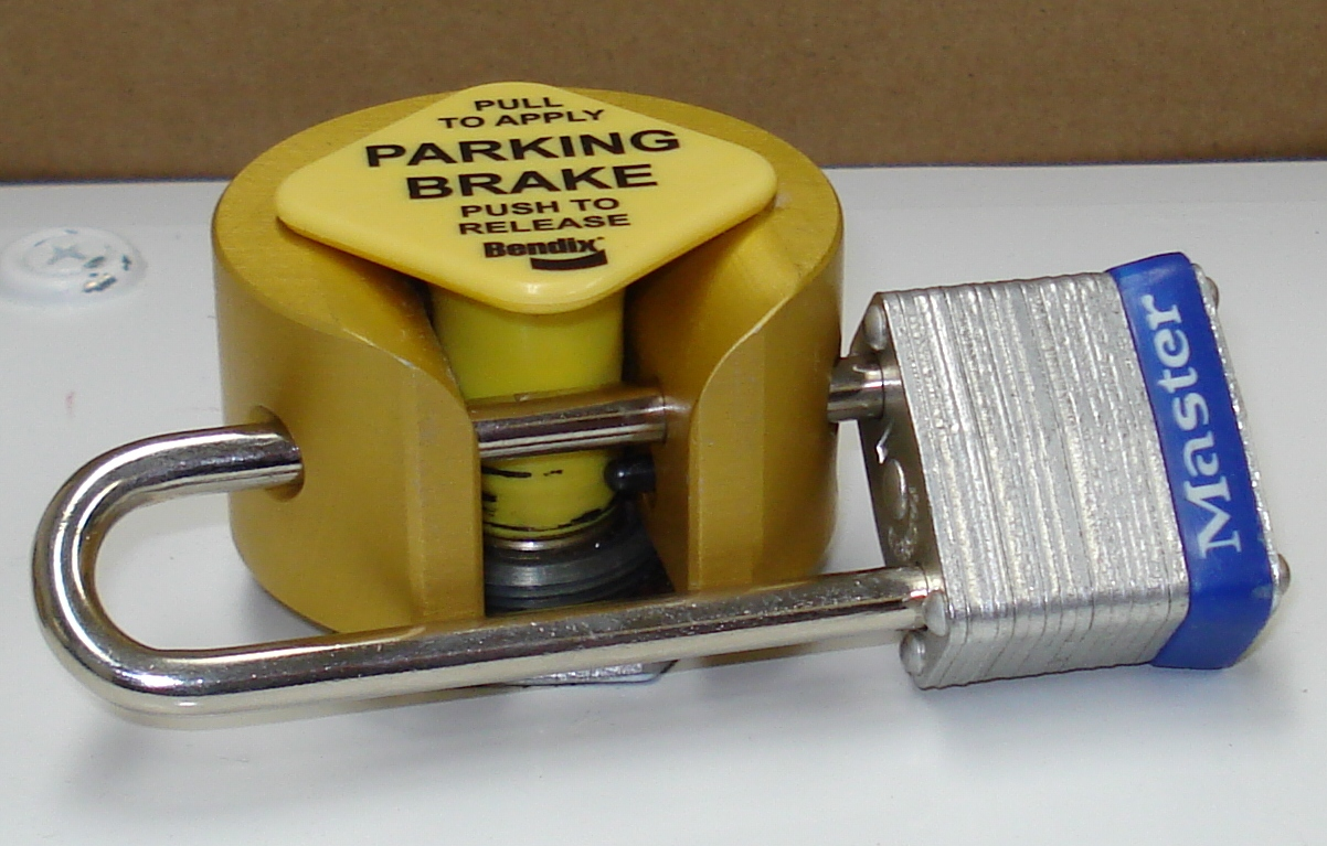 Absolute Brake Product Detail Page - Lockout/Tagout